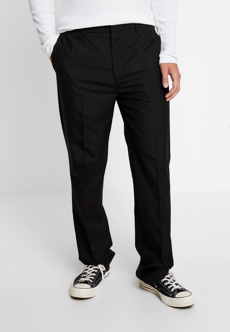 Hope - SHOT TROUSER - Trousers - black suit