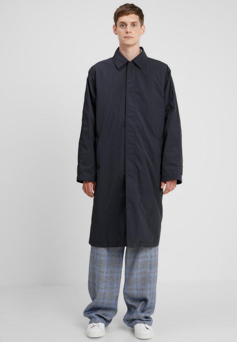 Hope - RELAXED COAT - Classic coat - dark navy