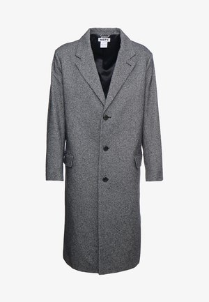 AREA COAT - Kappa / rock - dark navy mel