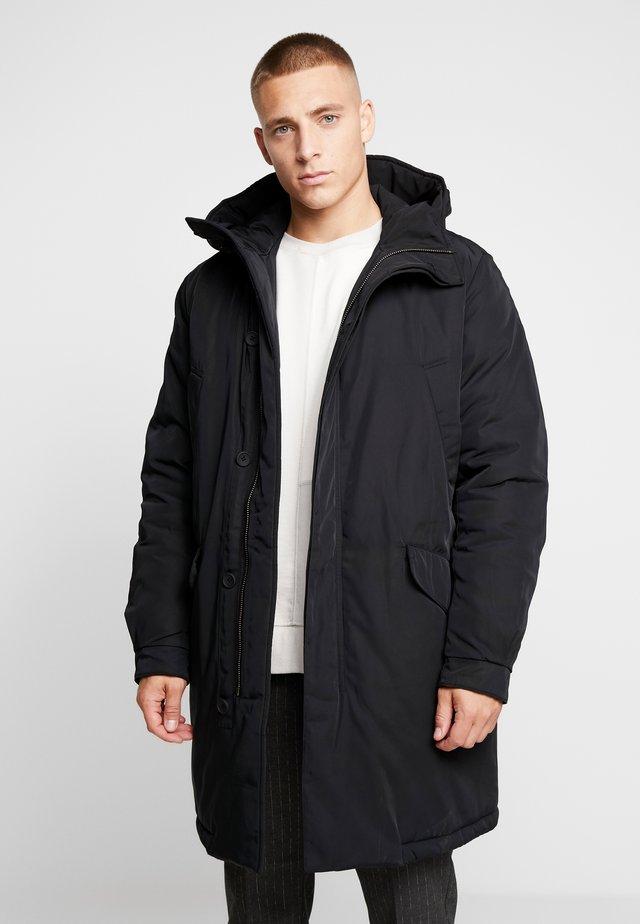 MAN - Winterjas - black