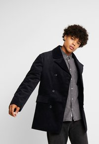 Hope - TIDE COAT - Kort kappa / rock - dark blue - 3
