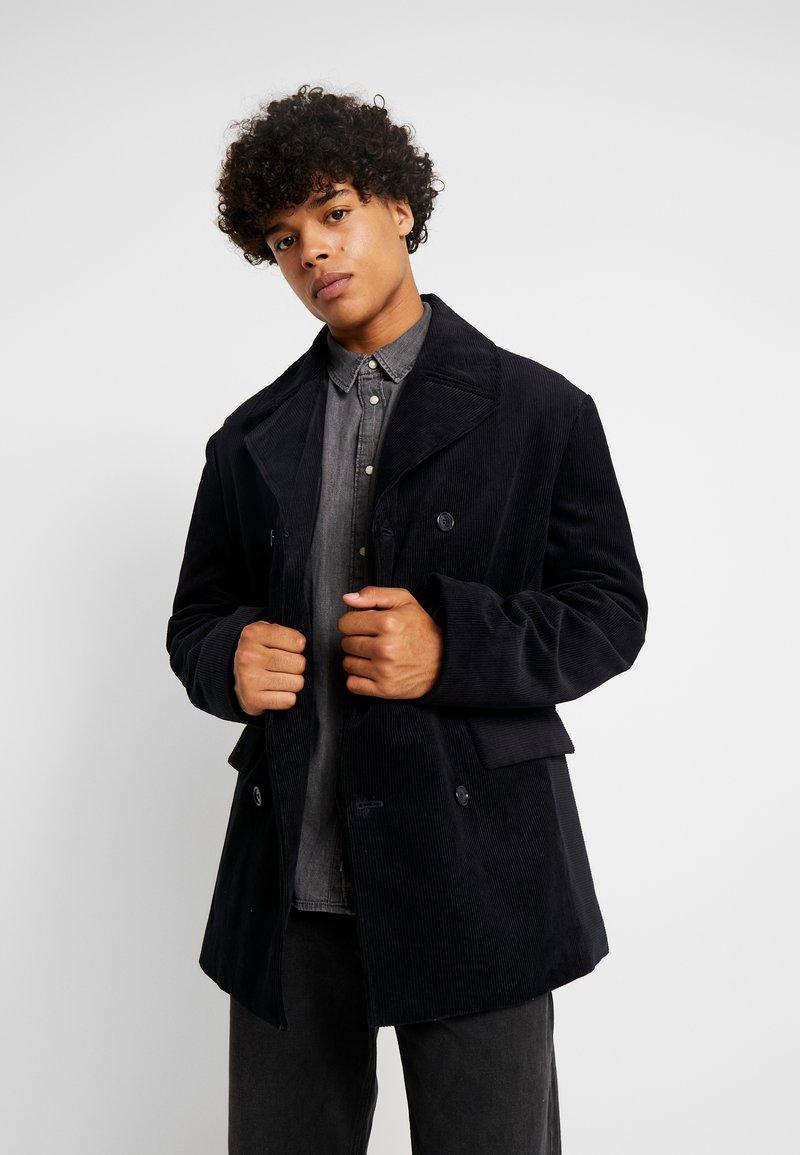 Hope - TIDE COAT - Short coat - dark blue