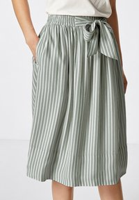 HALLHUBER - A-line skirt - salbei - 0