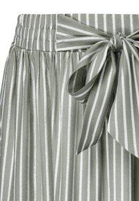 HALLHUBER - A-line skirt - salbei - 4