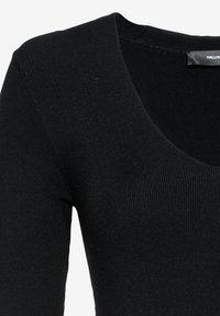 HALLHUBER - Shift dress - black - 3