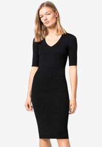 HALLHUBER - Shift dress - black - 0