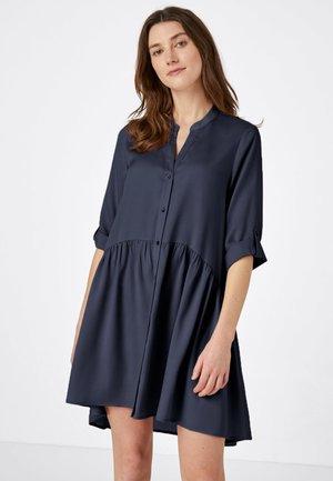 TENCEL - Korte jurk - indigo