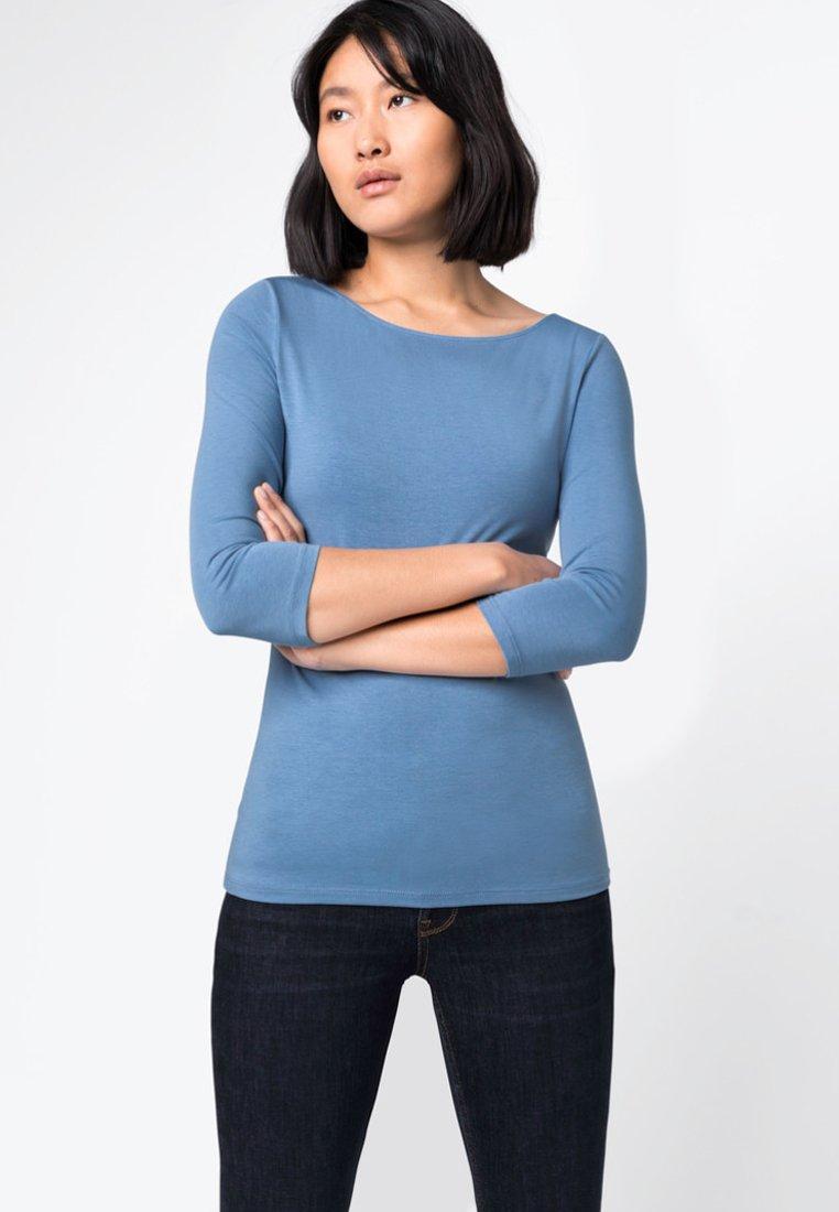 HALLHUBER - Langarmshirt - blue