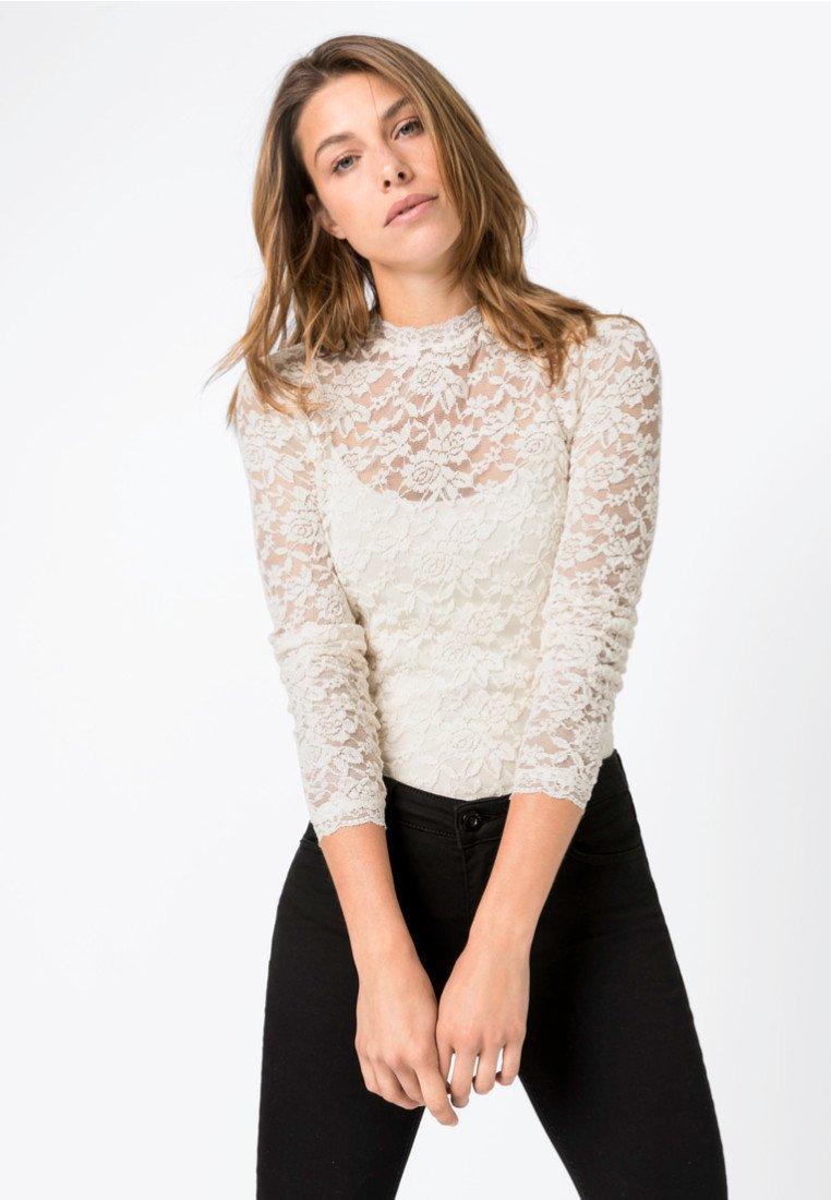 HALLHUBER - Bluse - white