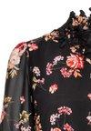 HALLHUBER - MIT ROSENDRUCK - Bluse - multi coloured