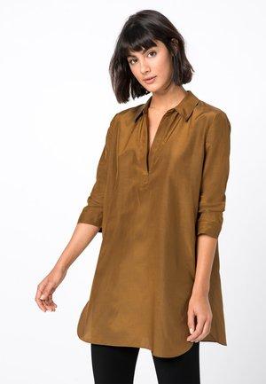 Tunic - brown