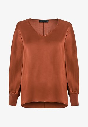Blouse - copper