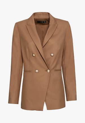 Short coat - caramel