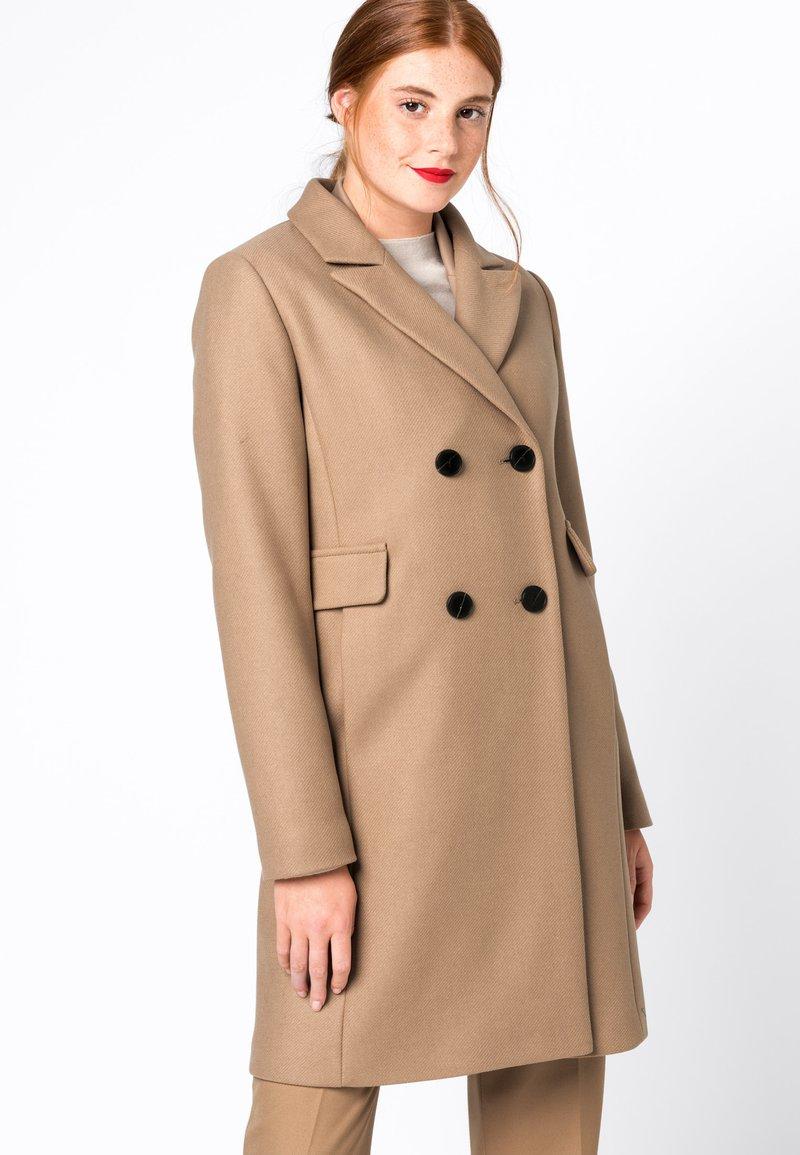 HALLHUBER - Classic coat - camel