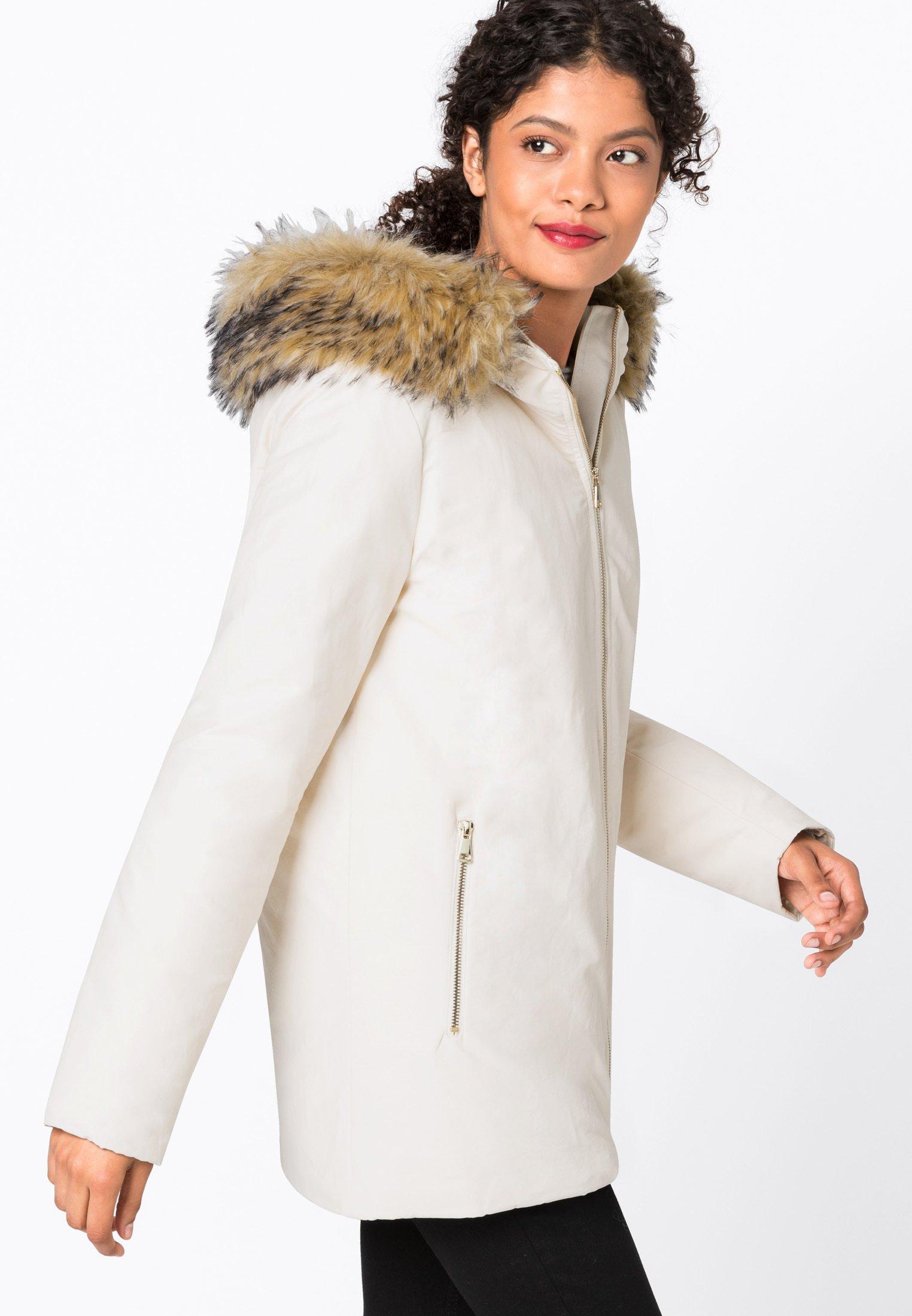 HALLHUBER Veste d'hiver white