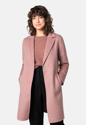 Wollmantel/klassischer Mantel - pink