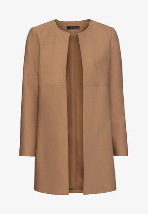 Manteau court - brown