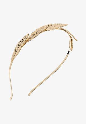 MIT BLATTELEMENTEN - Accessoires cheveux - gold
