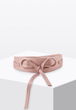 Tailleriem - pink