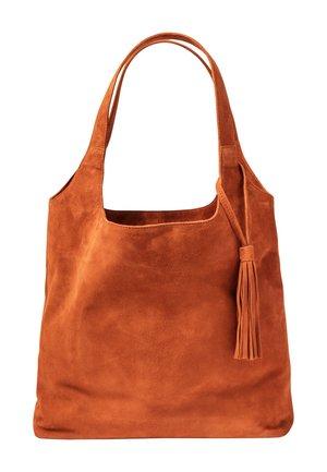 Shopping Bag - kupfer