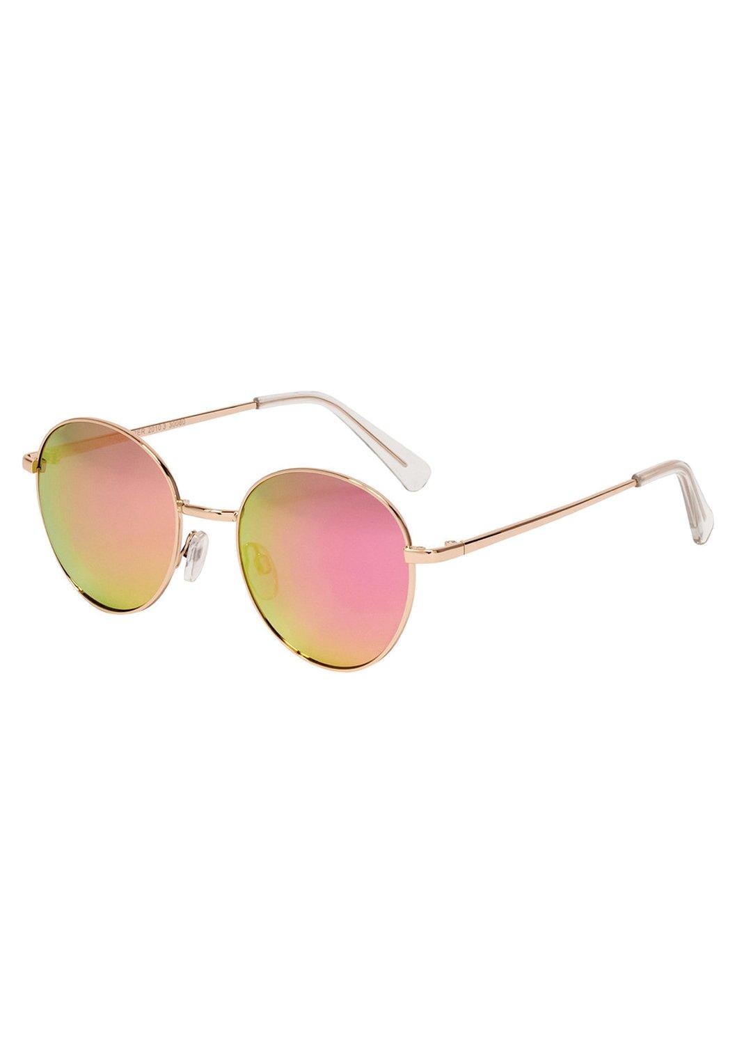 HALLHUBER MIT METALLGESTELL - Sunglasses - gold