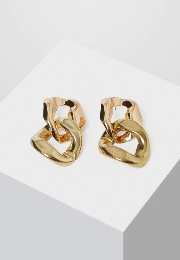 HALLHUBER - Boucles d'oreilles - gold-coloured