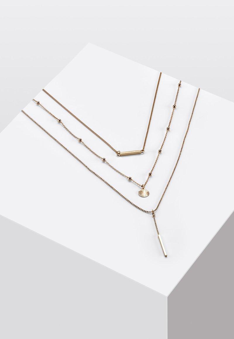 HALLHUBER - Necklace - gold-coloured