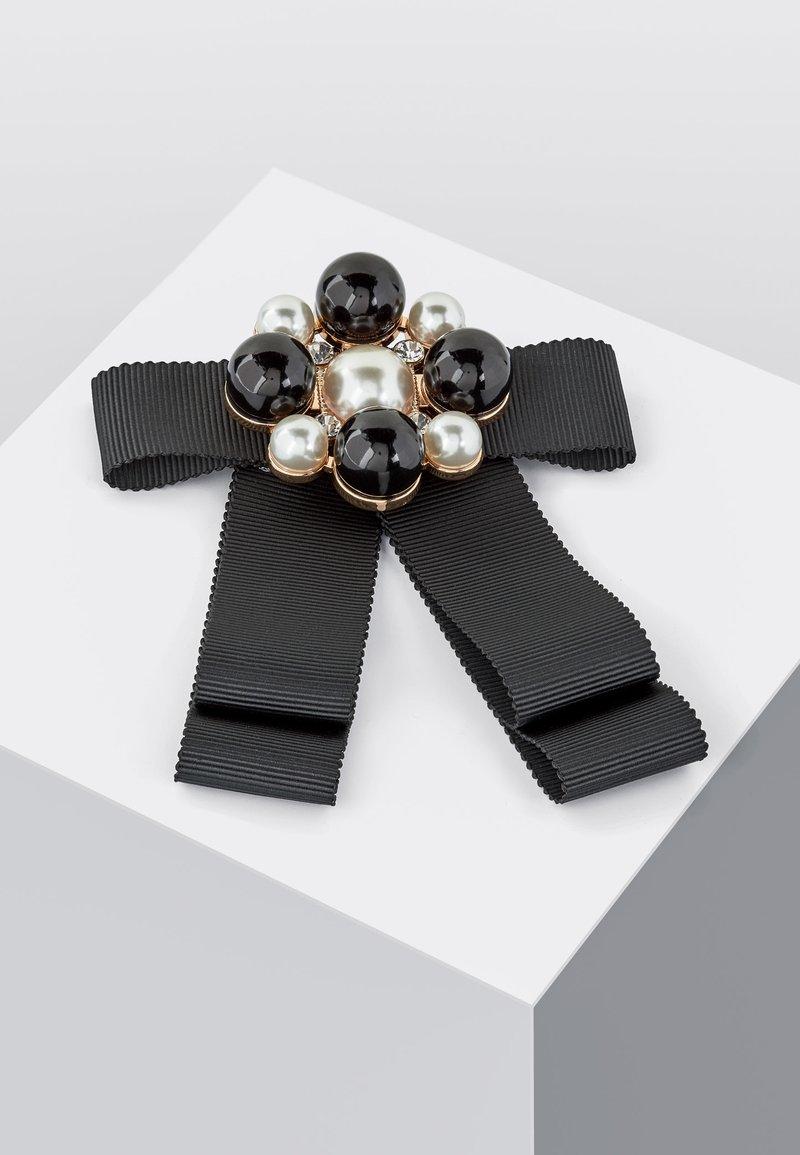 HALLHUBER - MIT PERLEN - Accessoires - black