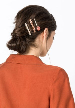 SET - Haar-Styling-Accessoires - gold-coloured