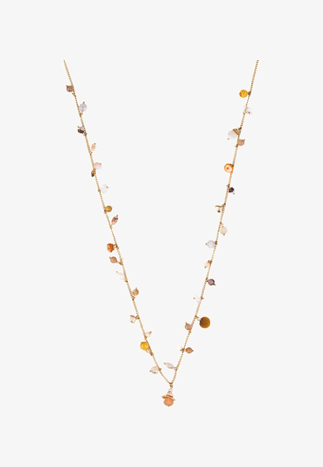 Halskette - multicolor