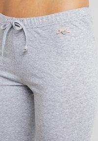 Short Stories - LEGGINGS - Pyjamasbukse - grey melange - 4