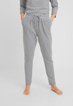 PANTS LONG - Pantalón de pijama - black