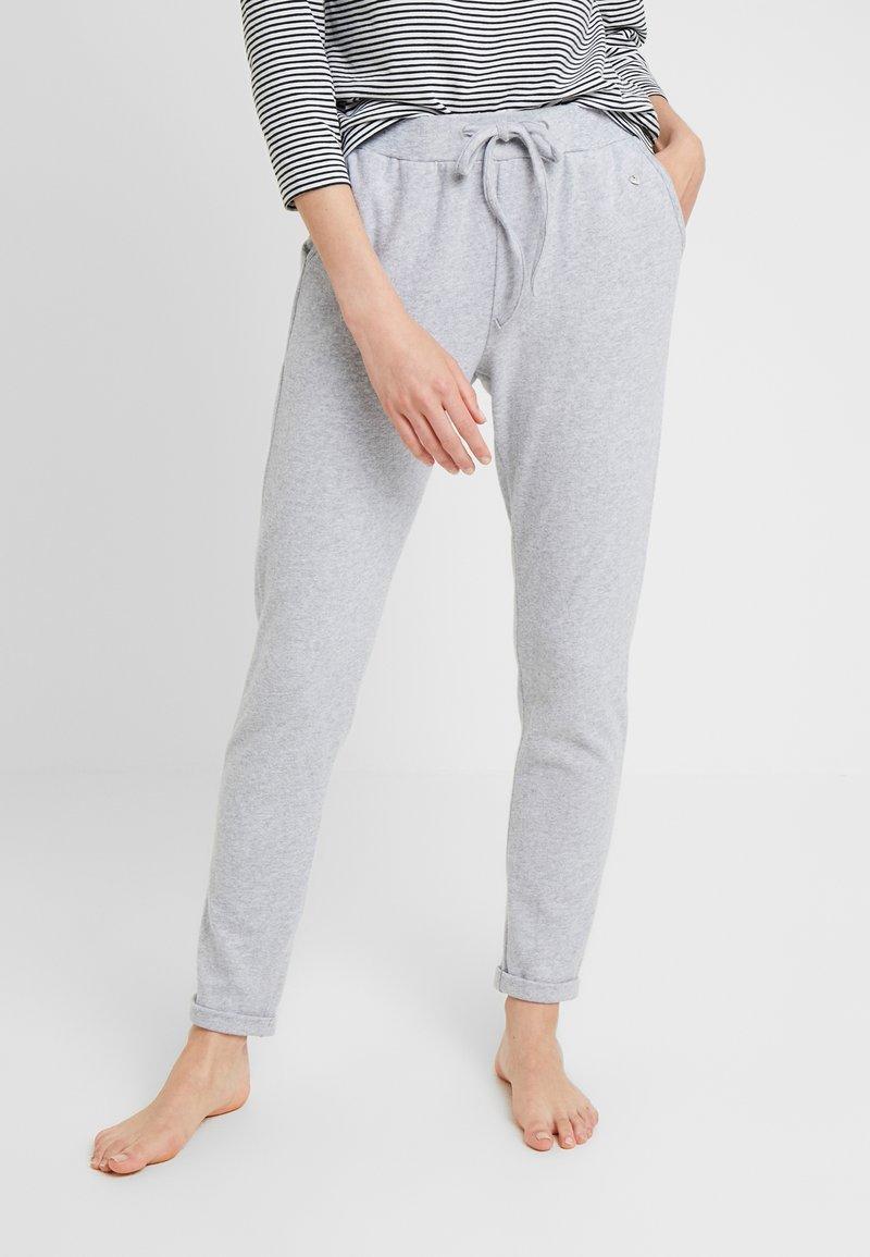 Short Stories - LOUNGE & HOME PANTS LONG - Pyžamový spodní díl - grey