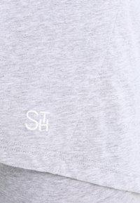 Short Stories - GREY MATTERS  - Nachtwäsche Shirt - grey melange - 4