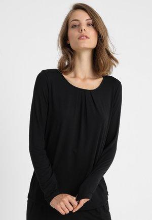 MATTERS - Pyžamový top - black