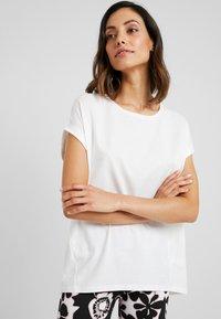 Short Stories - Camiseta de pijama - white pebble - 0