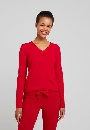 Nattøj trøjer - red