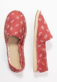 Havaianas - ORIGINE BEACH - Loafers - marsala - 3