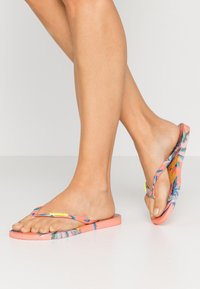 Havaianas - SLIM FIT SUMMER - Pool shoes - rose - 0