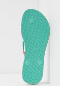 Havaianas - SLIM FIT SUMMER - Klipklappere/ klip klapper - green dew - 6