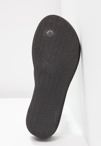 Havaianas - HIGH LIGHT - Pool shoes - black - 6