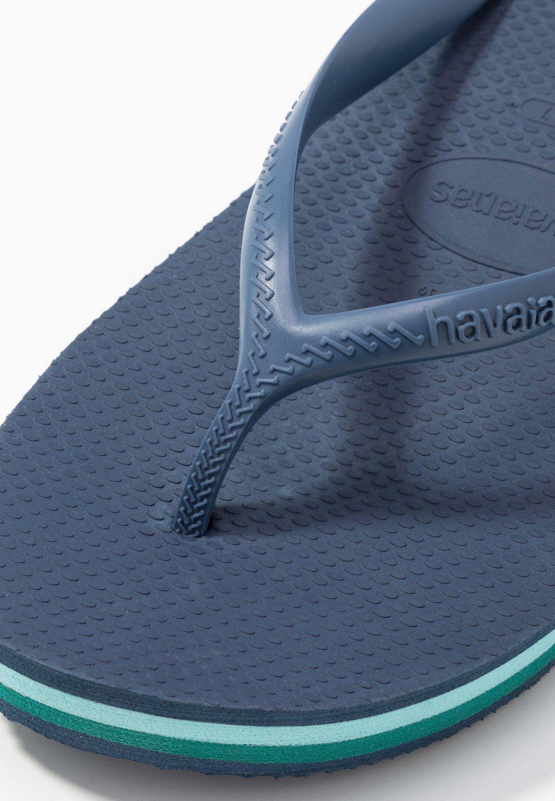 Havaianas HIGH FASHION Badesko indigo blue Zalando.no