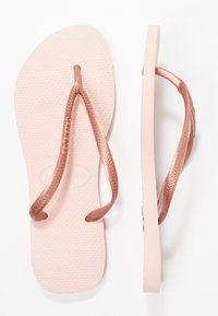 Havaianas - SLIM FIT - Klipklappere/ klip klapper - ballet rose - 3