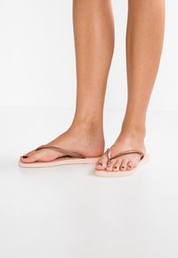 Havaianas - SLIM FIT - Klipklappere/ klip klapper - ballet rose - 0