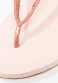 Havaianas - SLIM FIT - Klipklappere/ klip klapper - ballet rose - 2