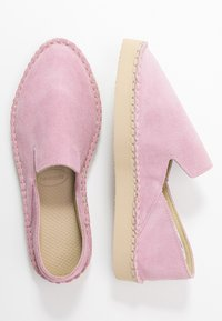 Havaianas - ORIGINE FLATFORM LOAFER - Loafers - rose - 3