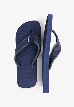 URBAN BASIC - T-bar sandals - indigo blue
