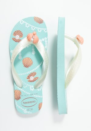 KIDS FANTASY - Bade-Zehentrenner - ice blue/mermaid