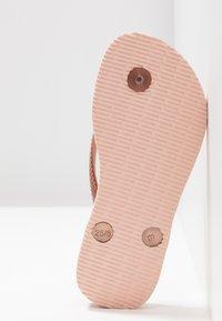 Havaianas - KIDS SLIM - Pool shoes - rose - 5