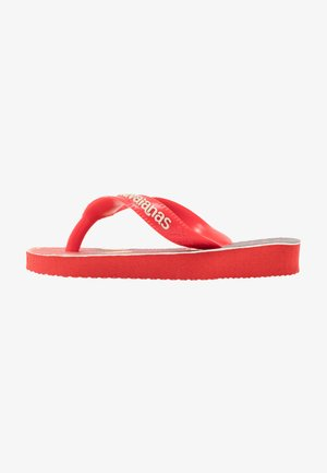 TOP MARVEL - Klipklappere/ klip klapper - ruby red